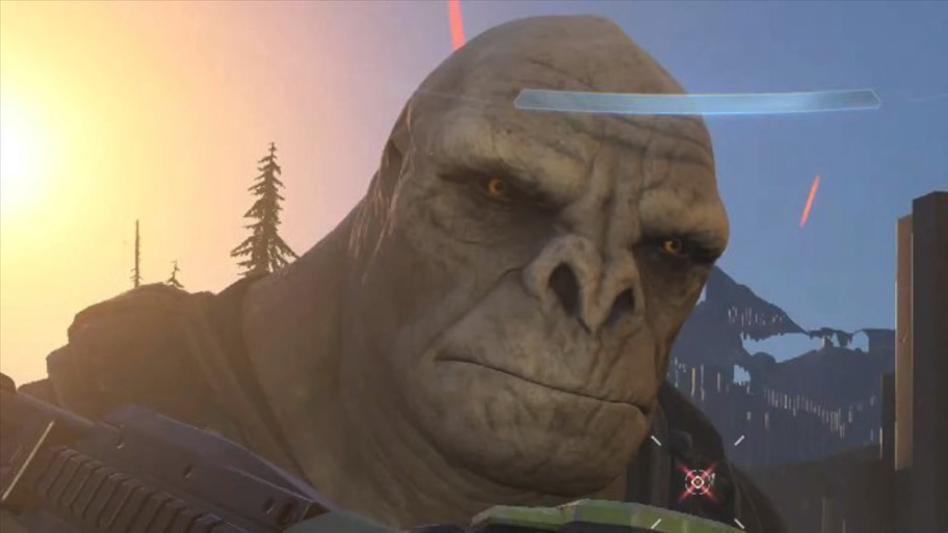 Крейг из Halo Infinite теперь украшает футболки сотрудников Microsoft