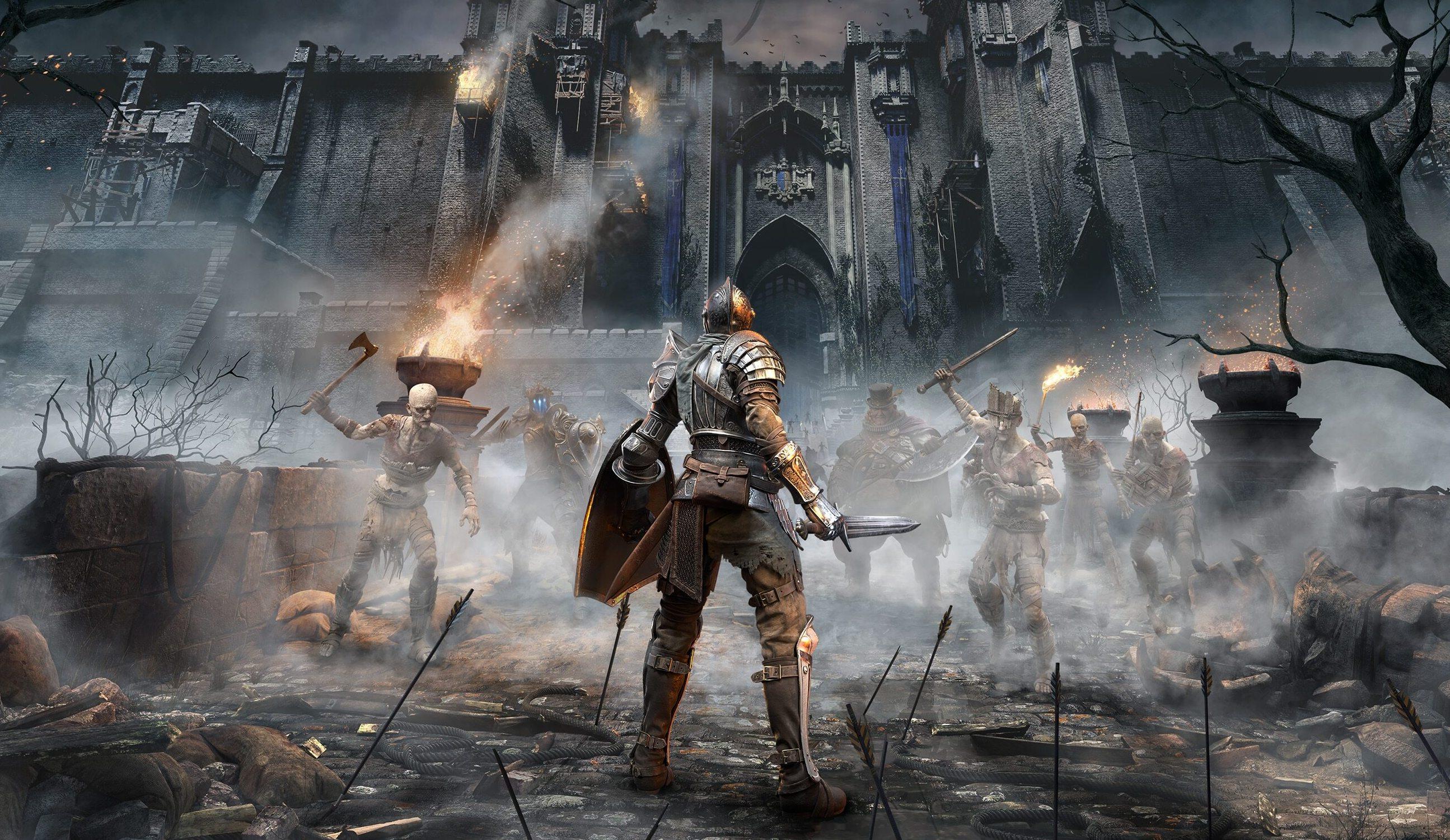 Кажется, ремейк Demon's Souls выйдет на PlayStation 4