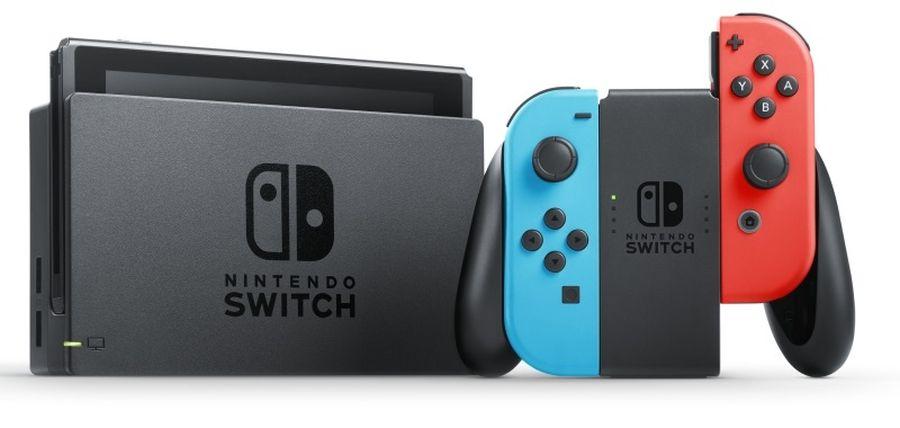 Бомбардировка эксклюзивами. Nintendo Switch не оставляет конкурентам шансов