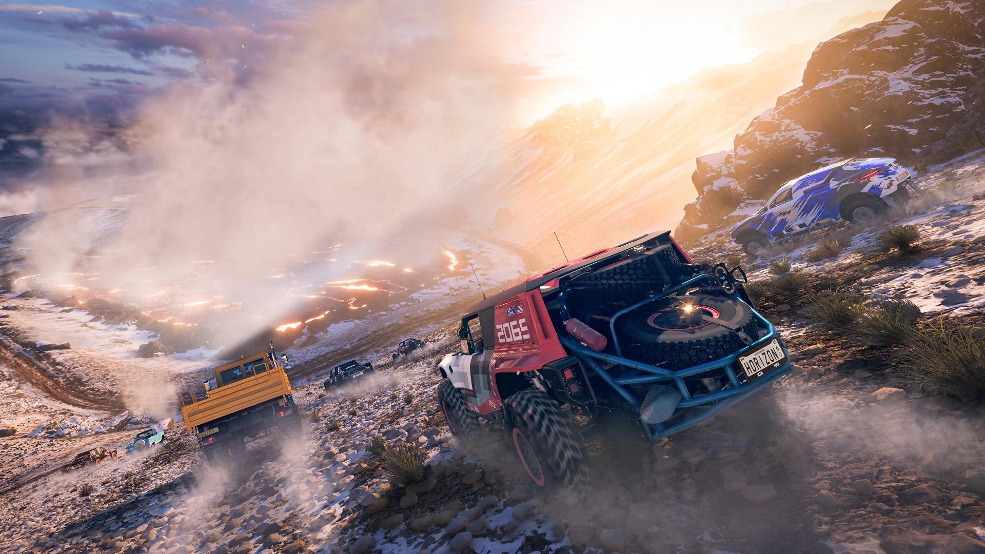 Карта в Forza Horizon 5 будет в 1,5 раза больше, чем в «четвёрке»