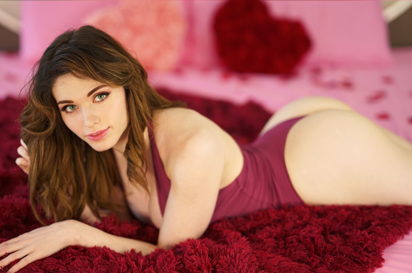 Amouranth liar Amouranth's