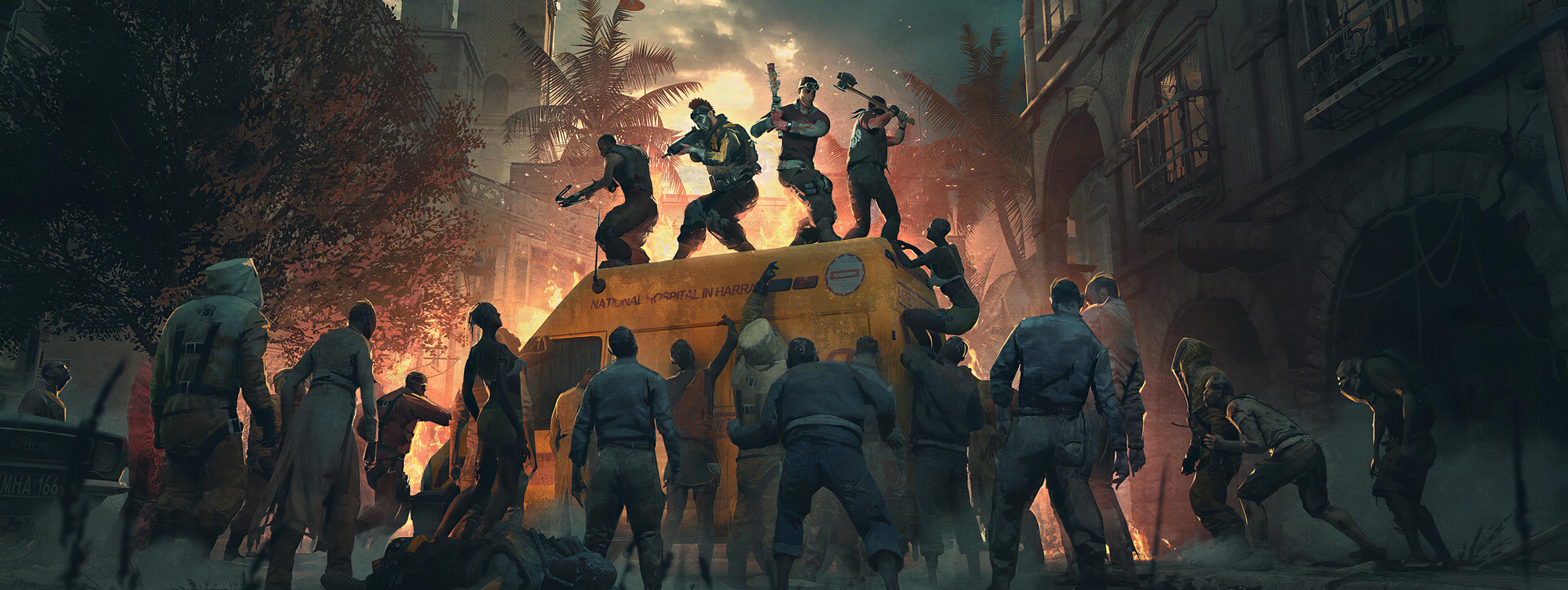 Оригинальная Dying Light получила возрастной рейтинг для PS5 и Xbox Series X|S
