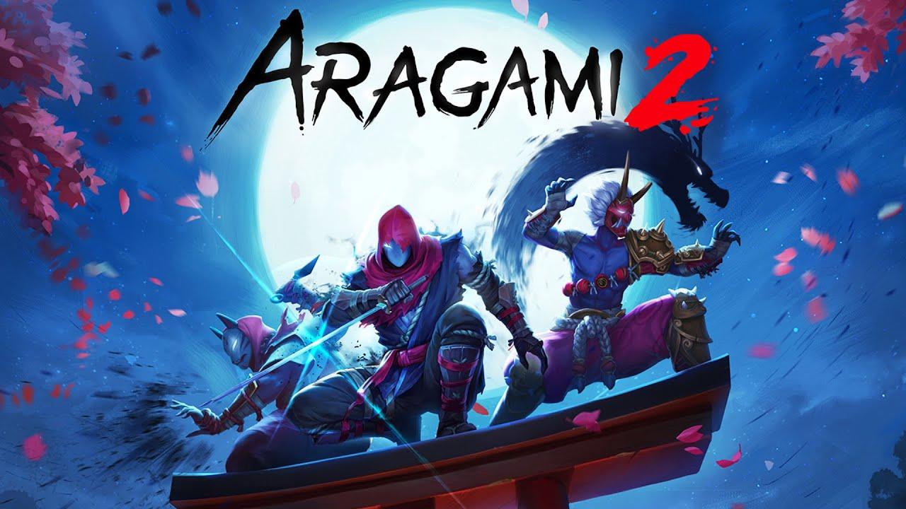Постер Aragami 2