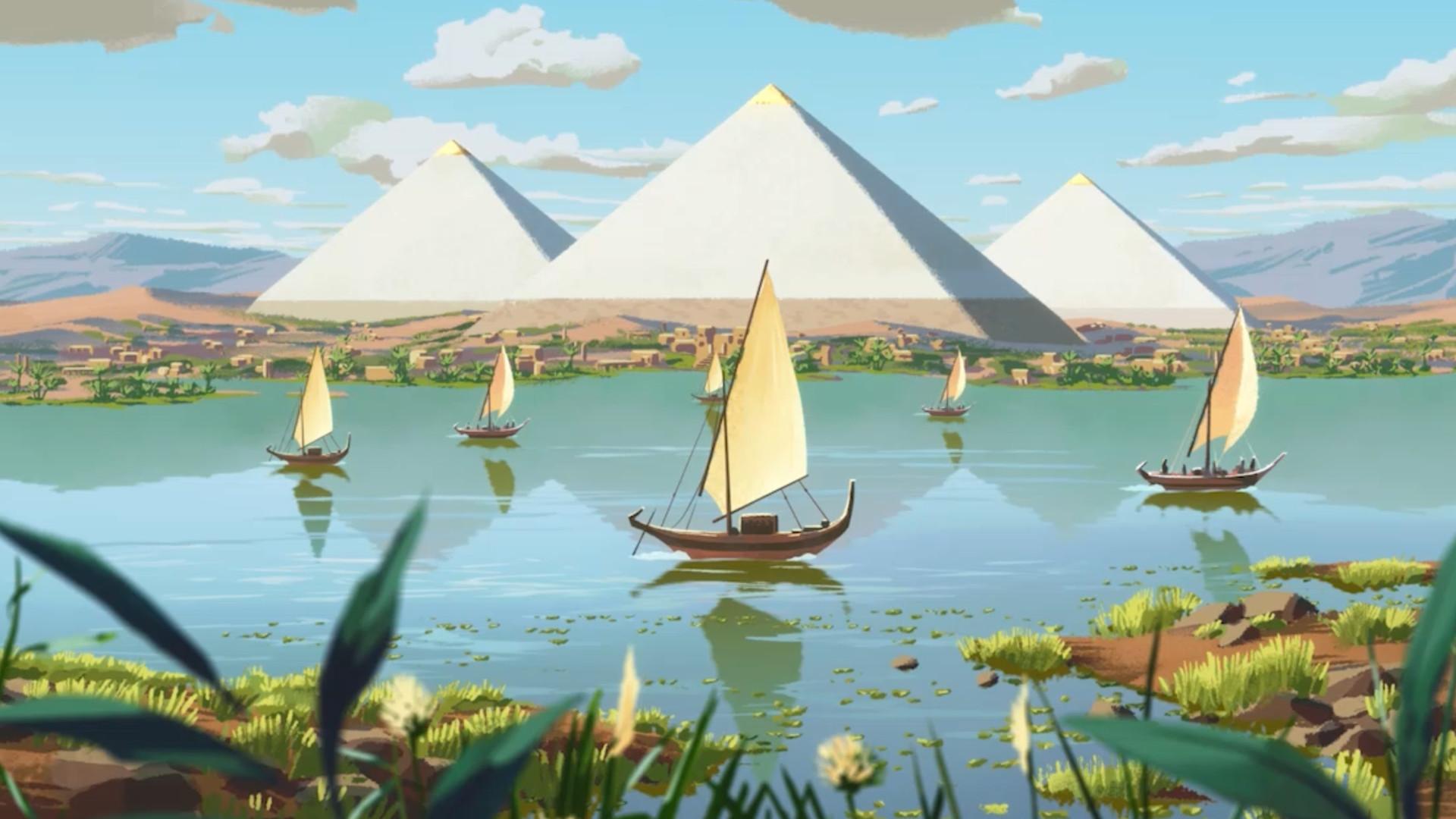 Постер Pharaoh: A New Era