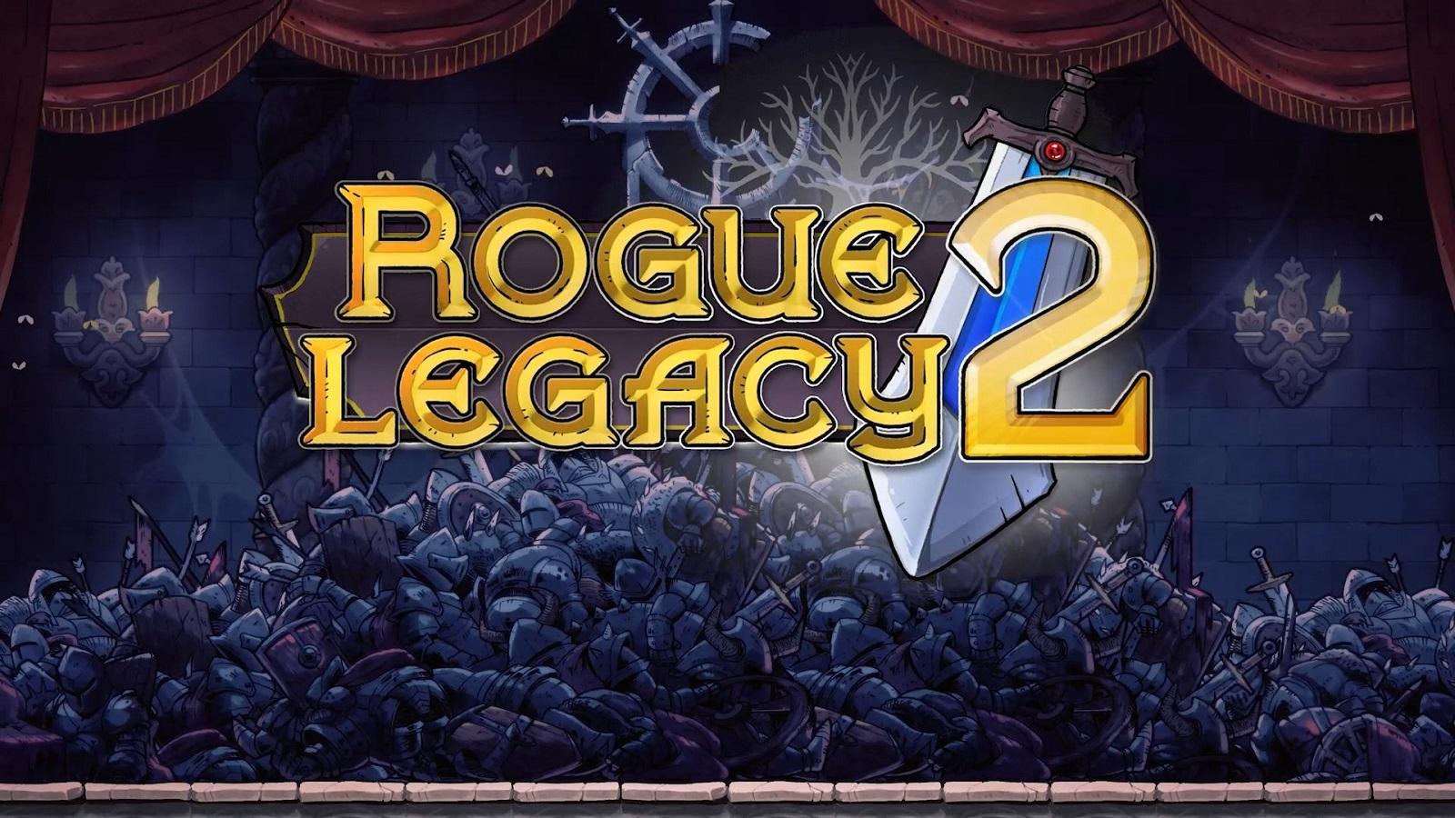 Постер Rogue Legacy 2