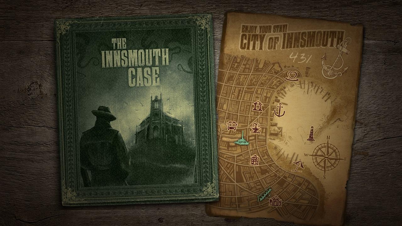 Постер The Innsmouth Case