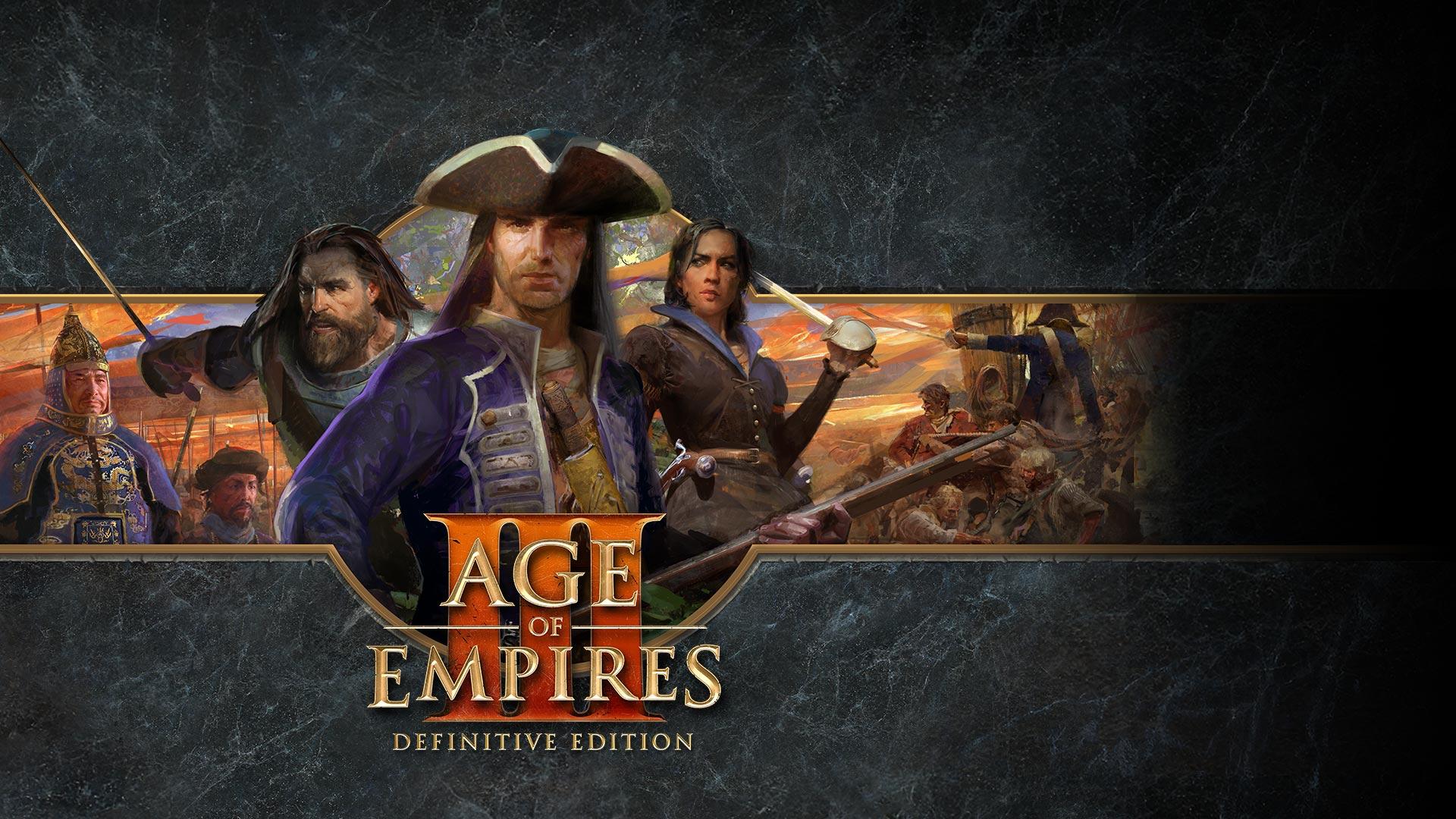 Постер Age of Empires III: Definitive Edition