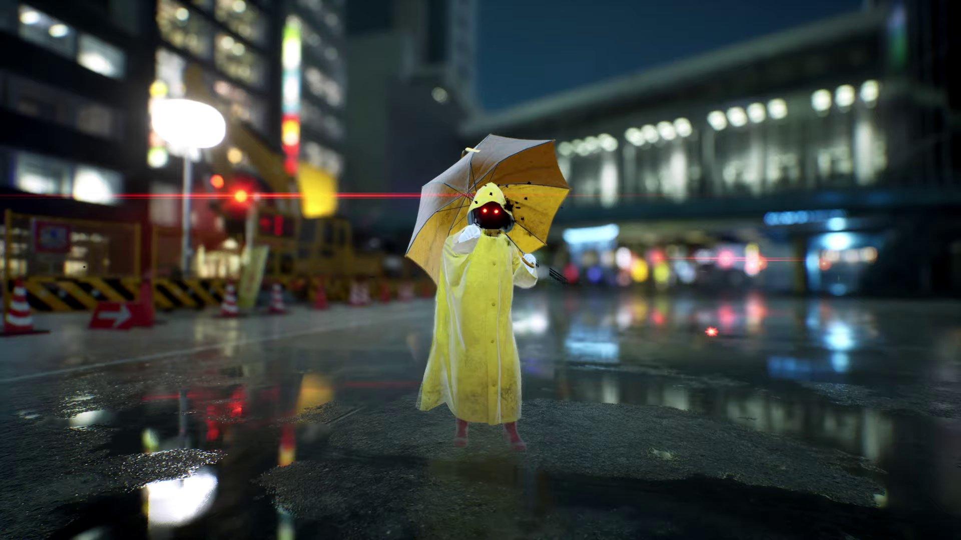 Постер Ghostwire: Tokyo