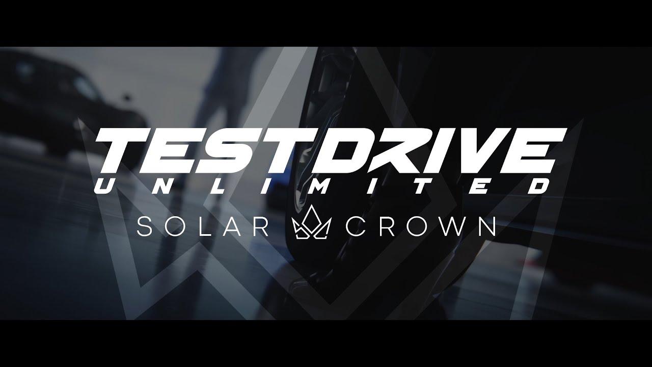 Постер Test Drive Unlimited Solar Crown