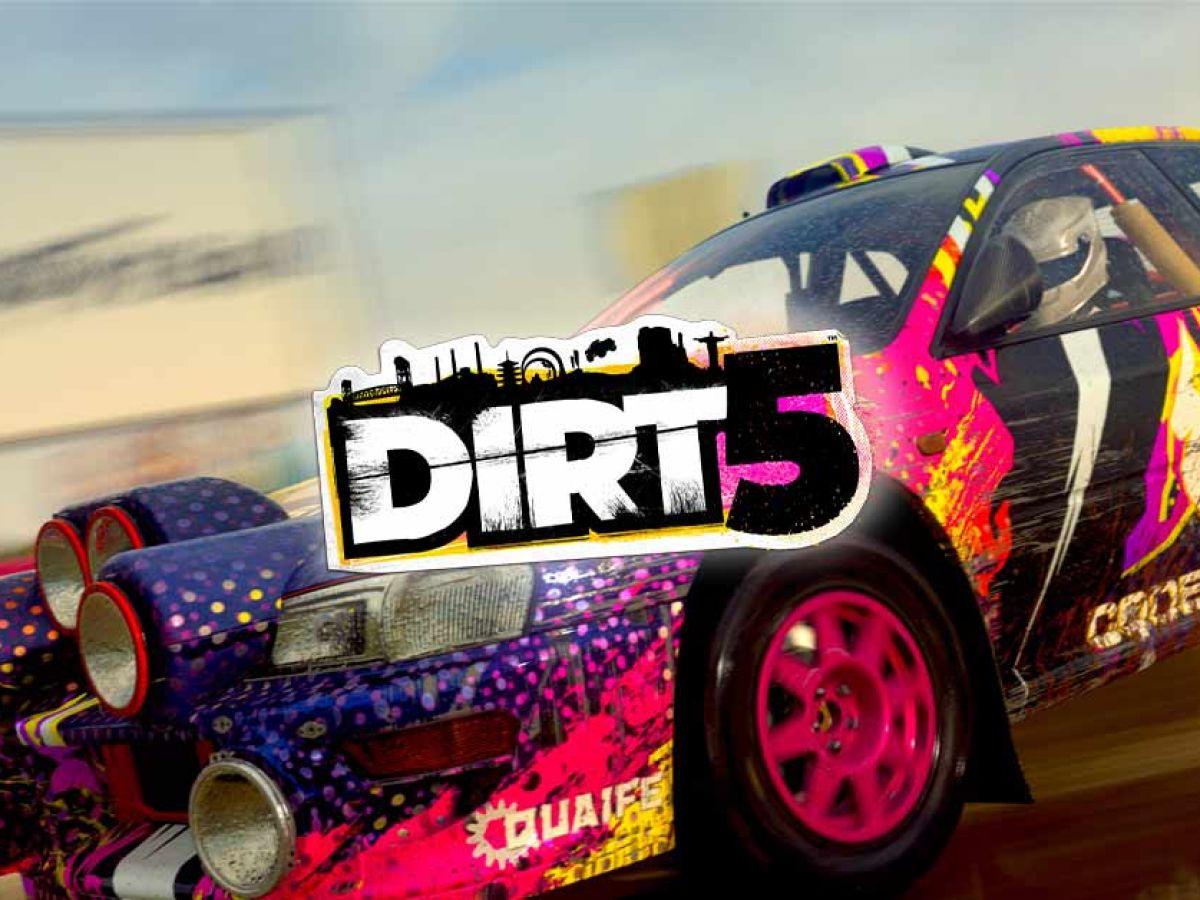 Постер Dirt 5