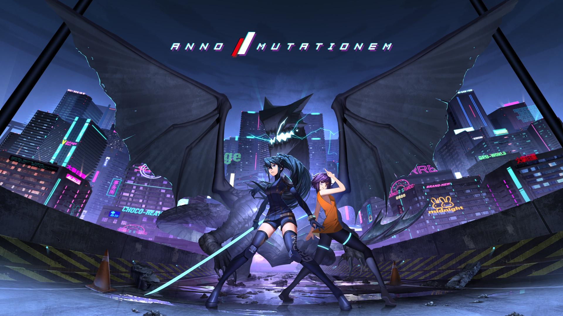 Постер ANNO: Mutationem