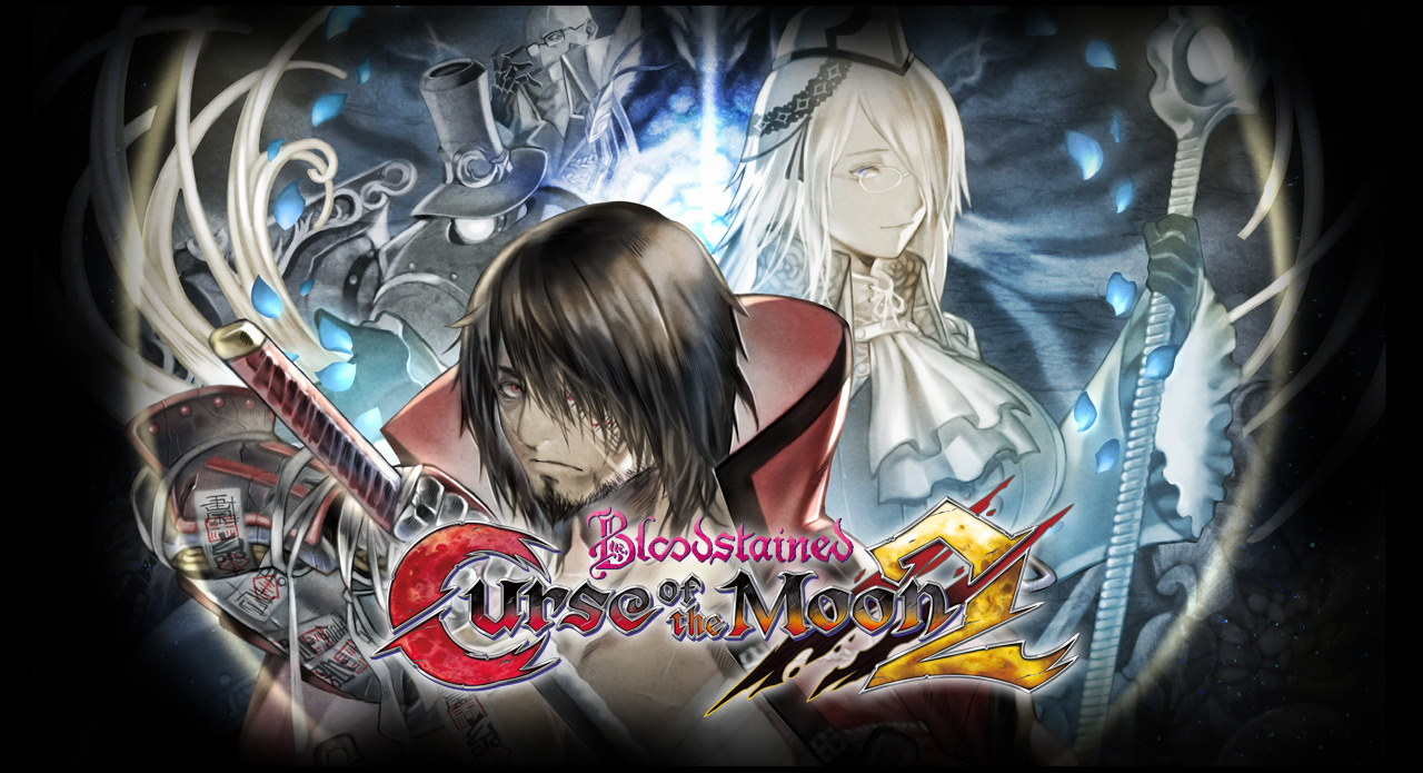Постер Bloodstained: Curse of the Moon 2