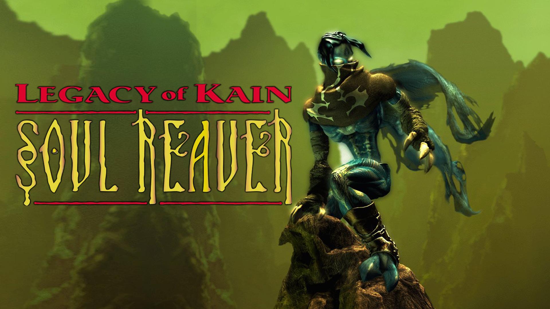 Постер Legacy of Kain: Soul Reaver