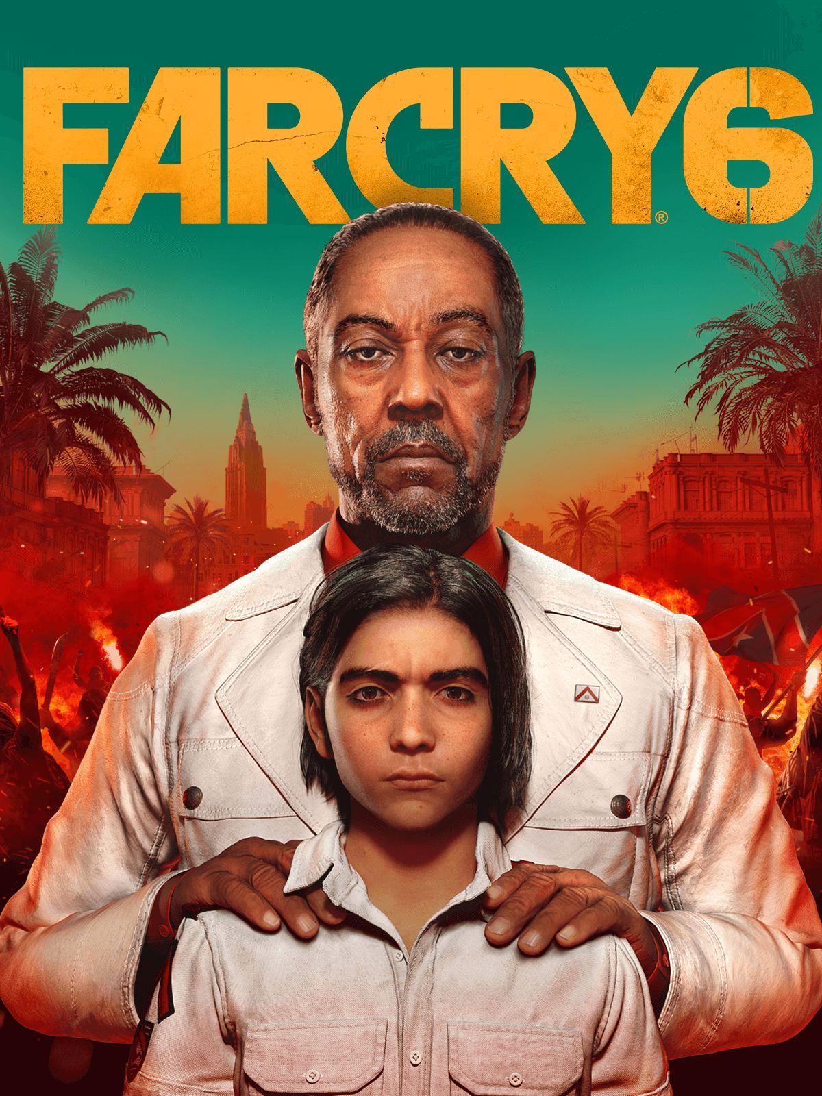Постер Far Cry 6