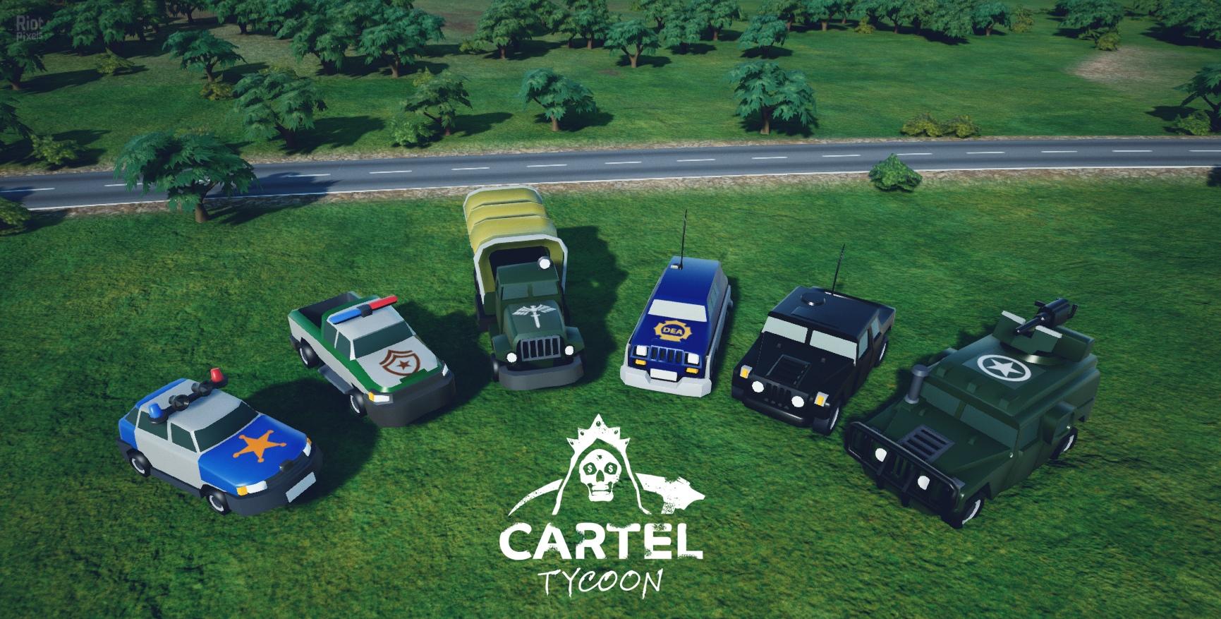Постер Cartel Tycoon