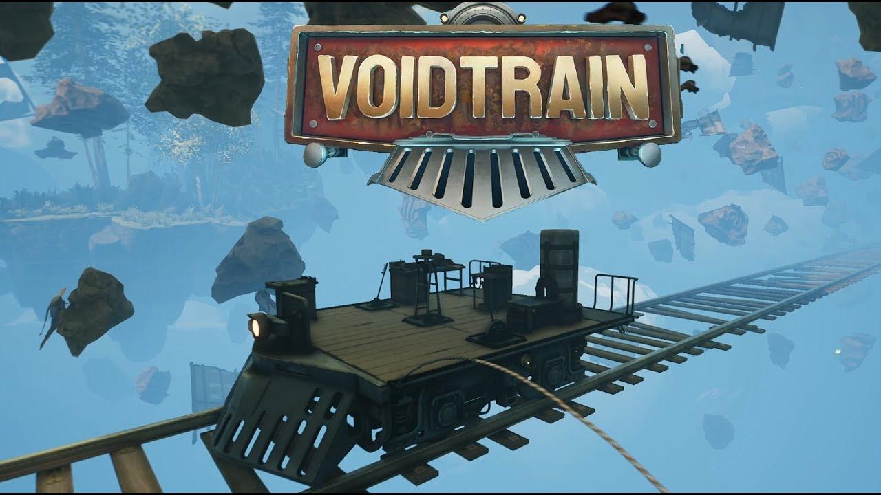 Постер Voidtrain