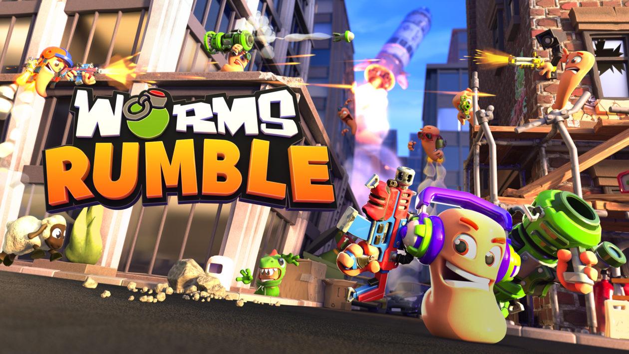 Постер Worms Rumble