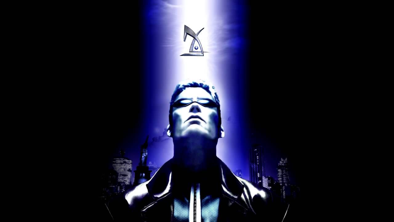 Постер Deus Ex