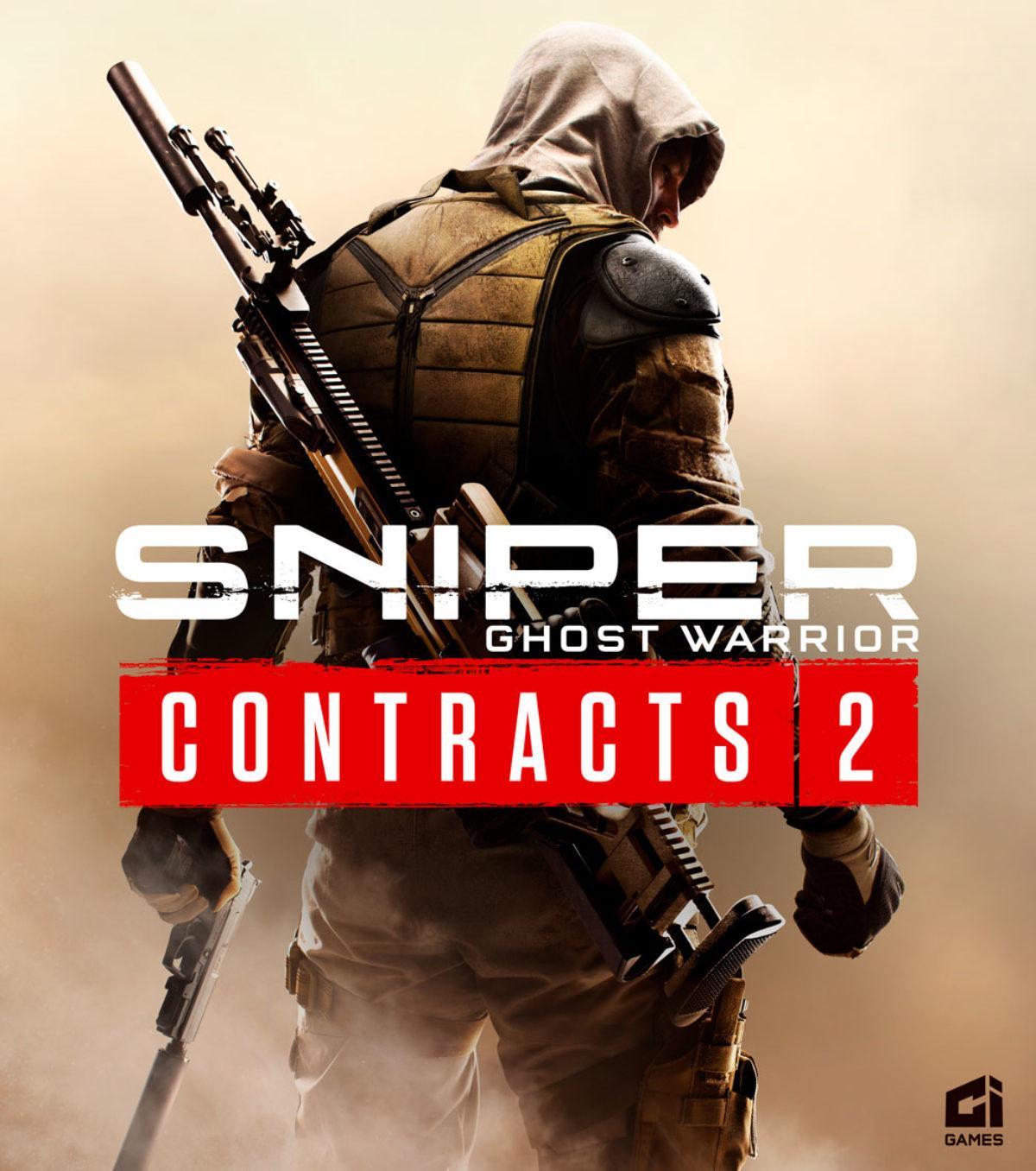 Постер Sniper Ghost Warrior Contracts 2