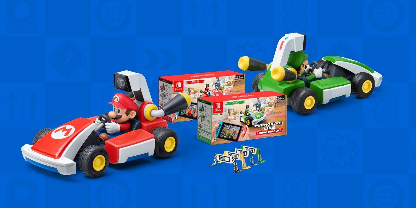 Постер Mario Kart Live: Home Circuit