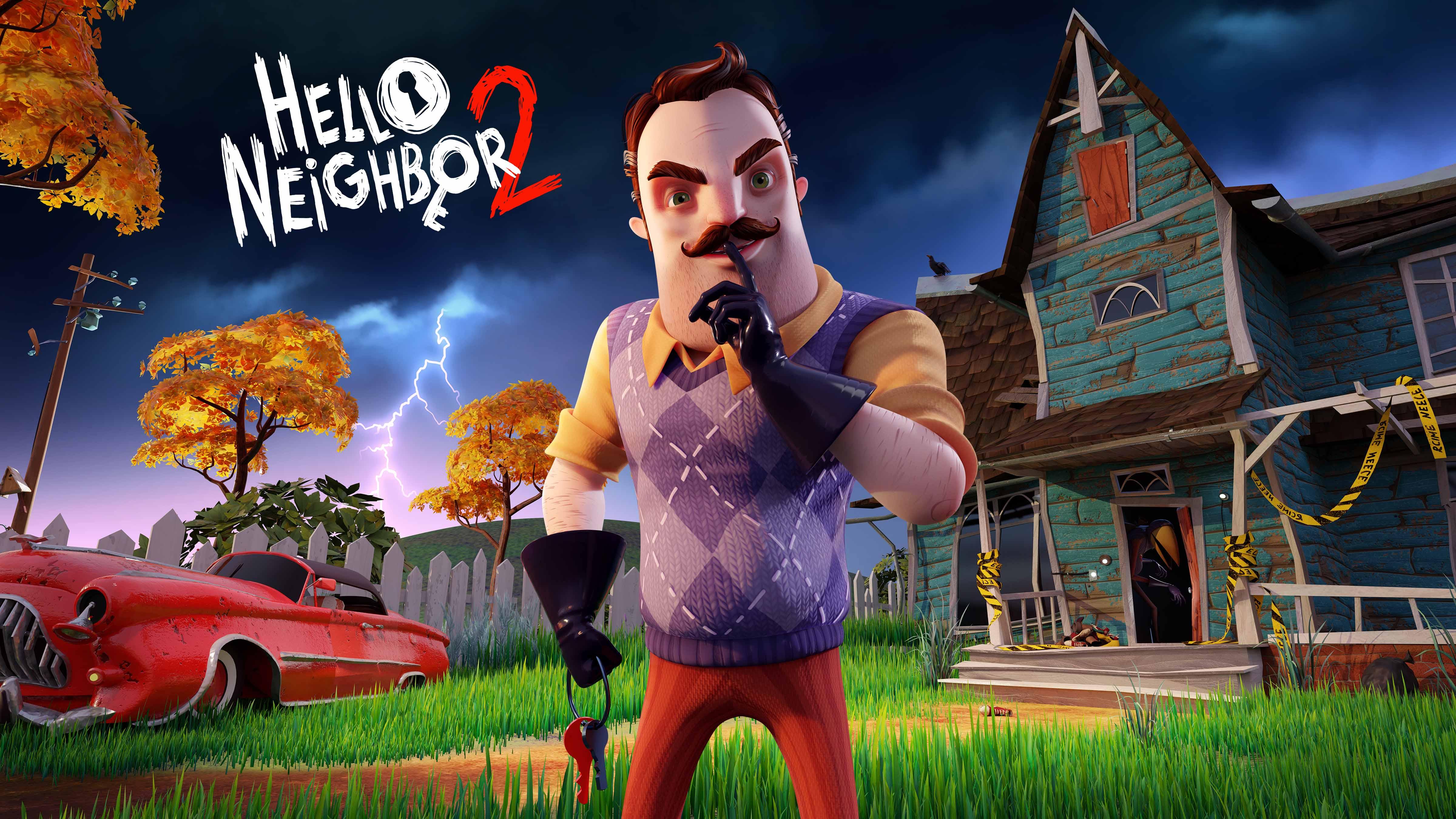Постер Hello Neighbor 2