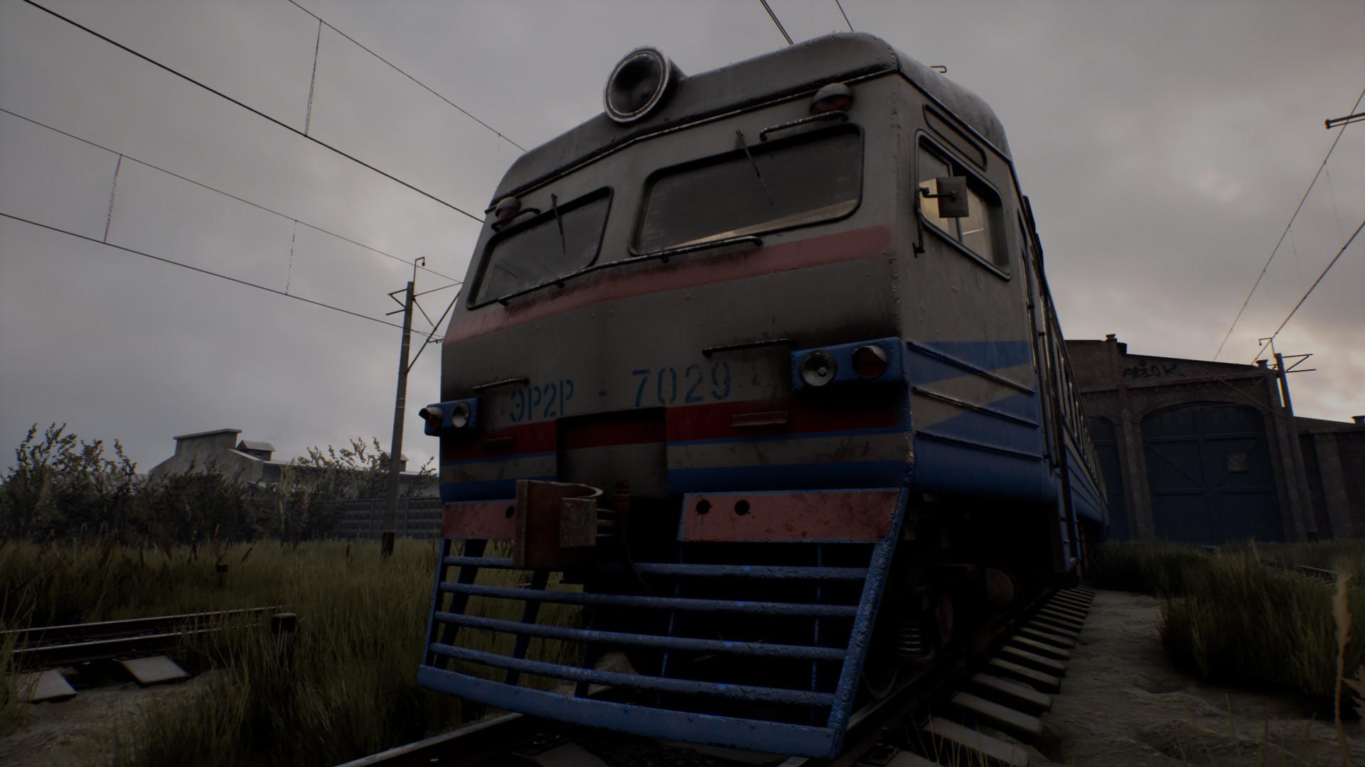 Постер Trans-Siberian Railway Simulator