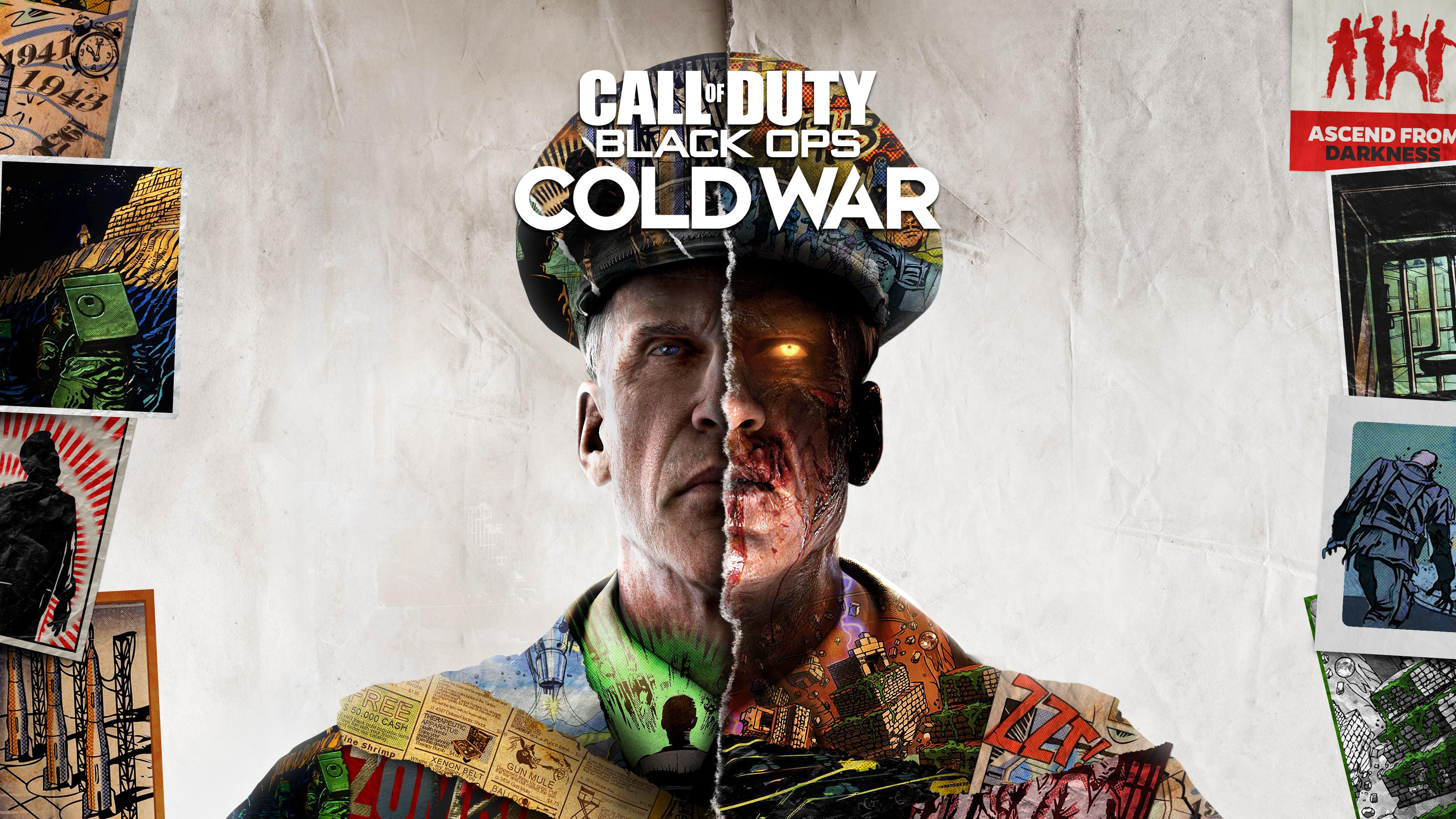 Постер Call of Duty: Black Ops Cold War