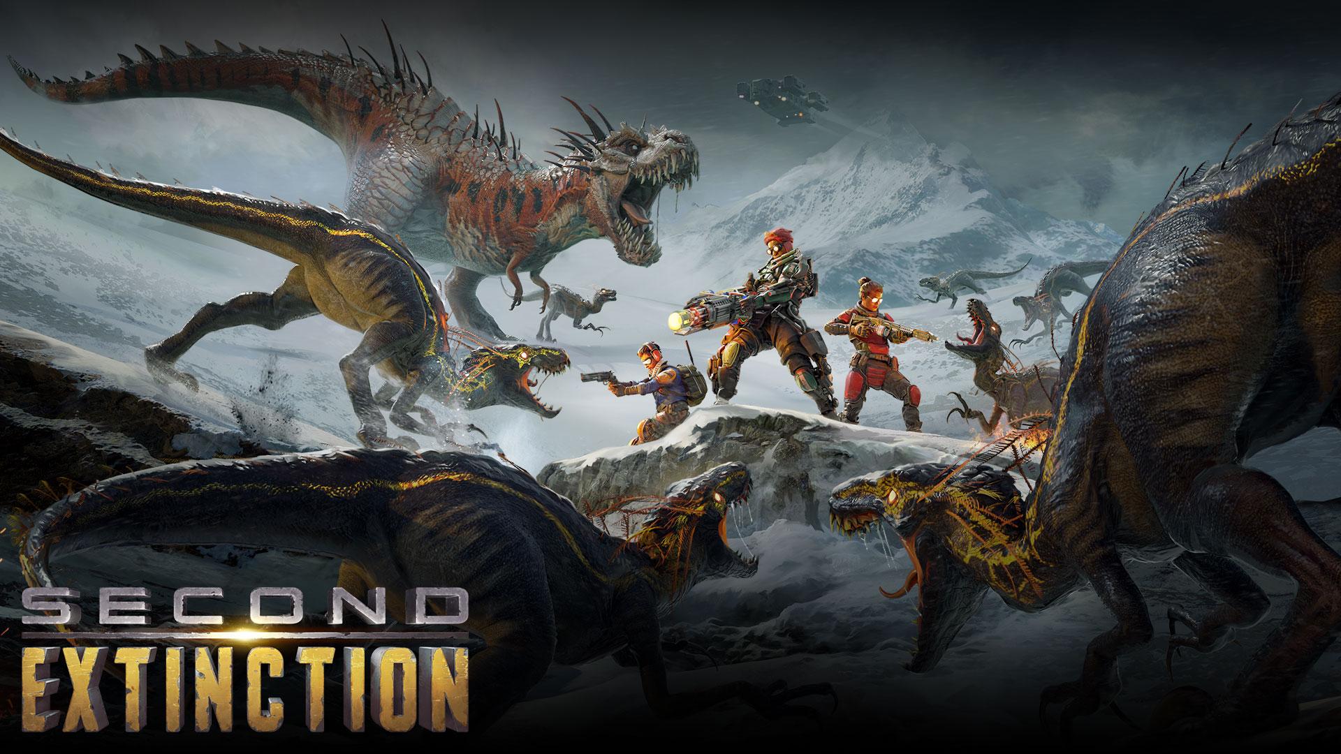 Постер Second Extinction