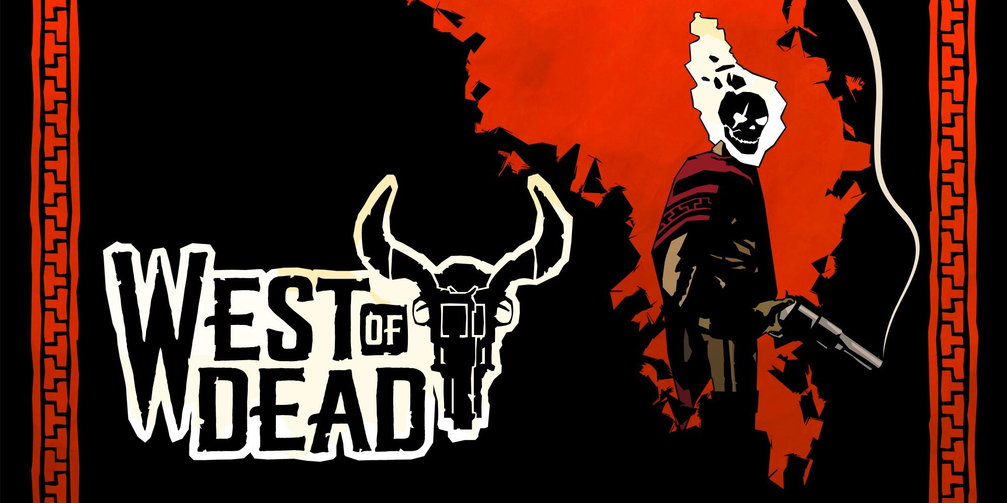 Постер West of Dead