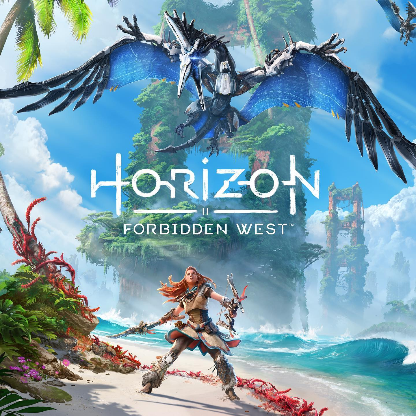 Постер Horizon: Forbidden West