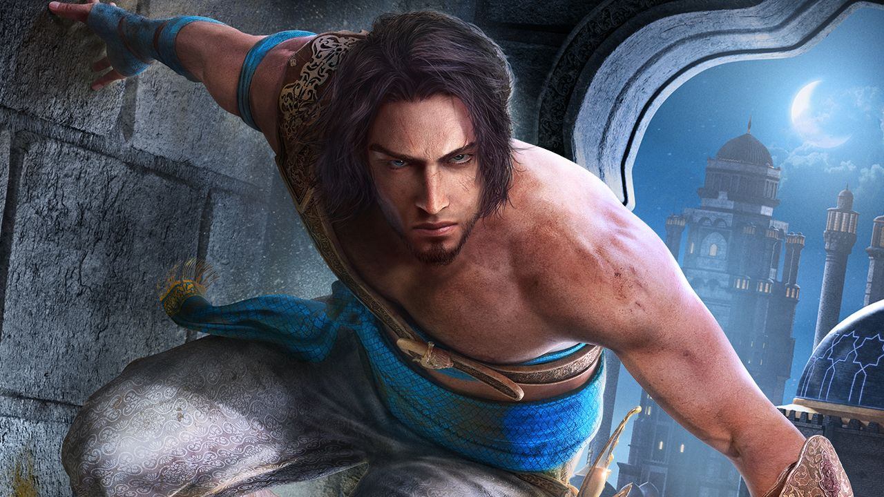 Постер Prince of Persia: The Sands of Time Remake