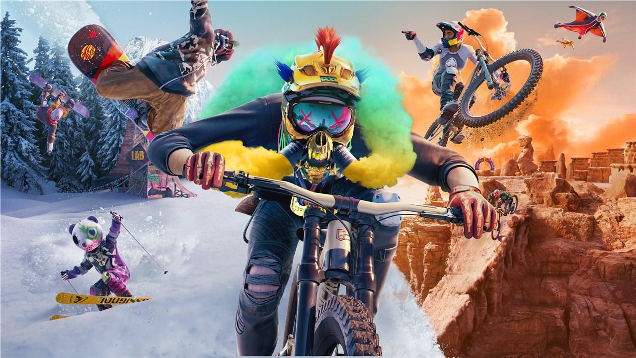 Постер Riders Republic
