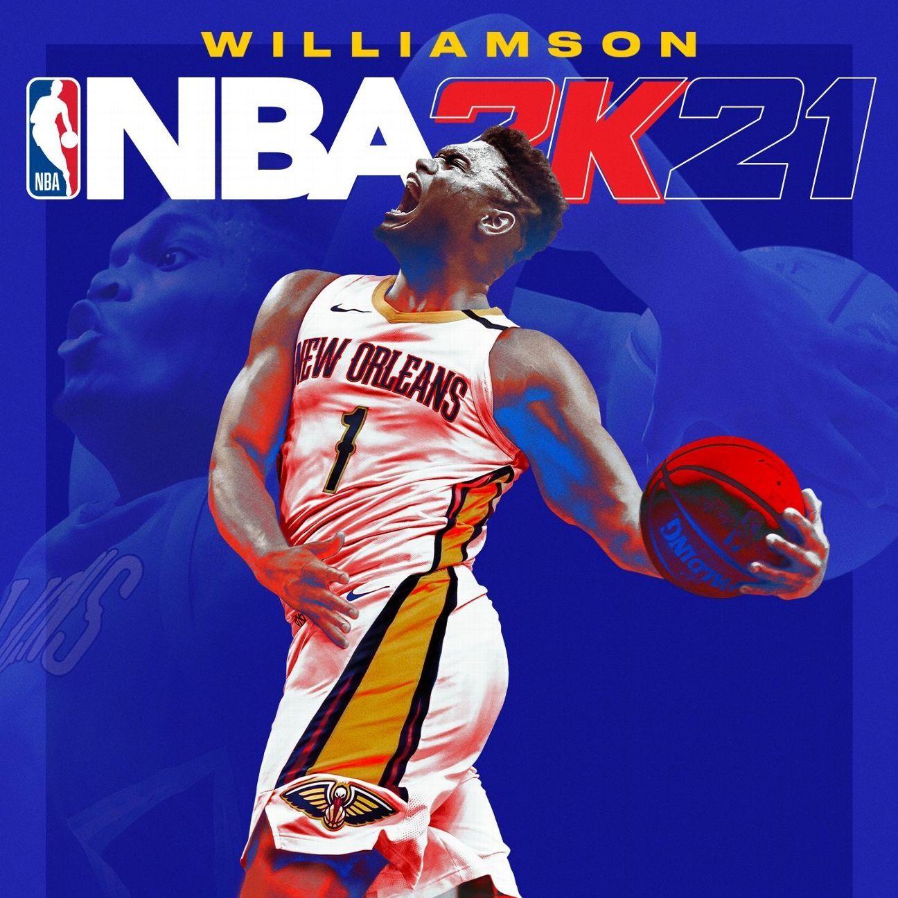 Постер NBA 2K21