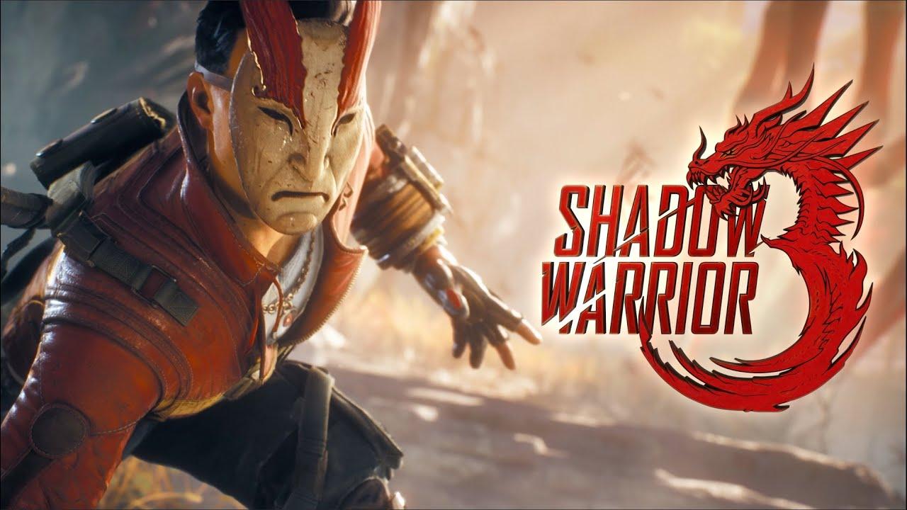 Постер Shadow Warrior 3