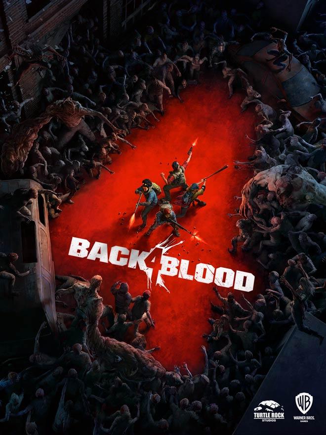 Постер Back 4 Blood