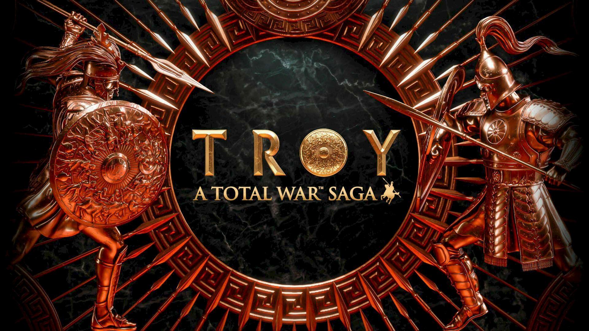 Постер Total War Saga: Troy