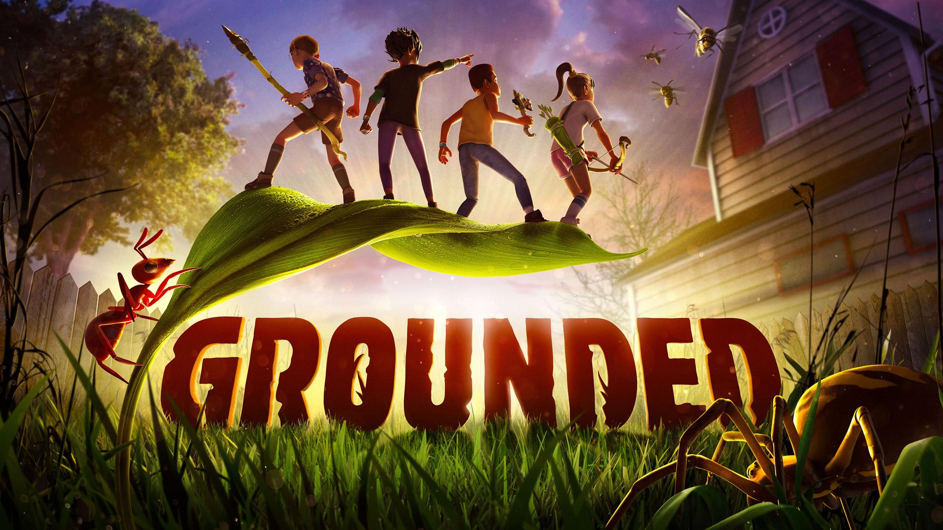 Постер Grounded