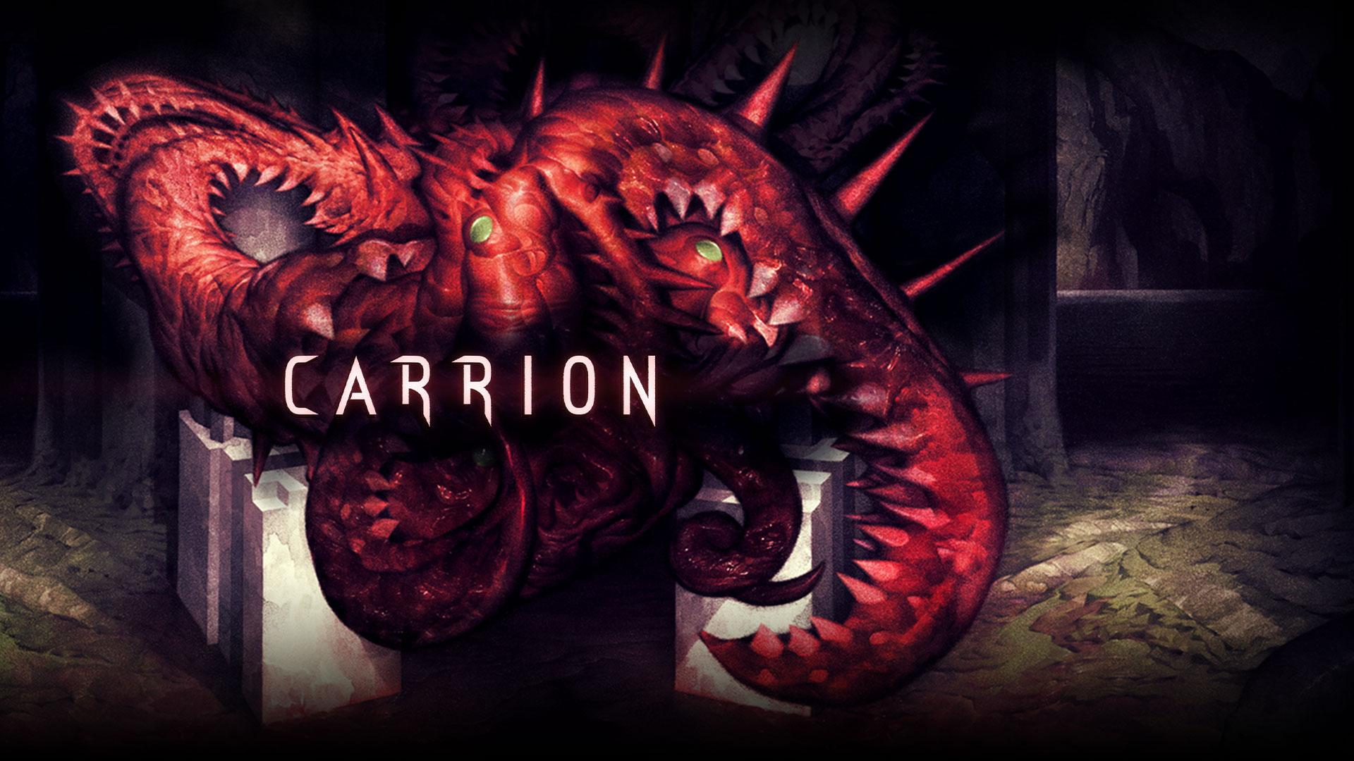 Постер Carrion