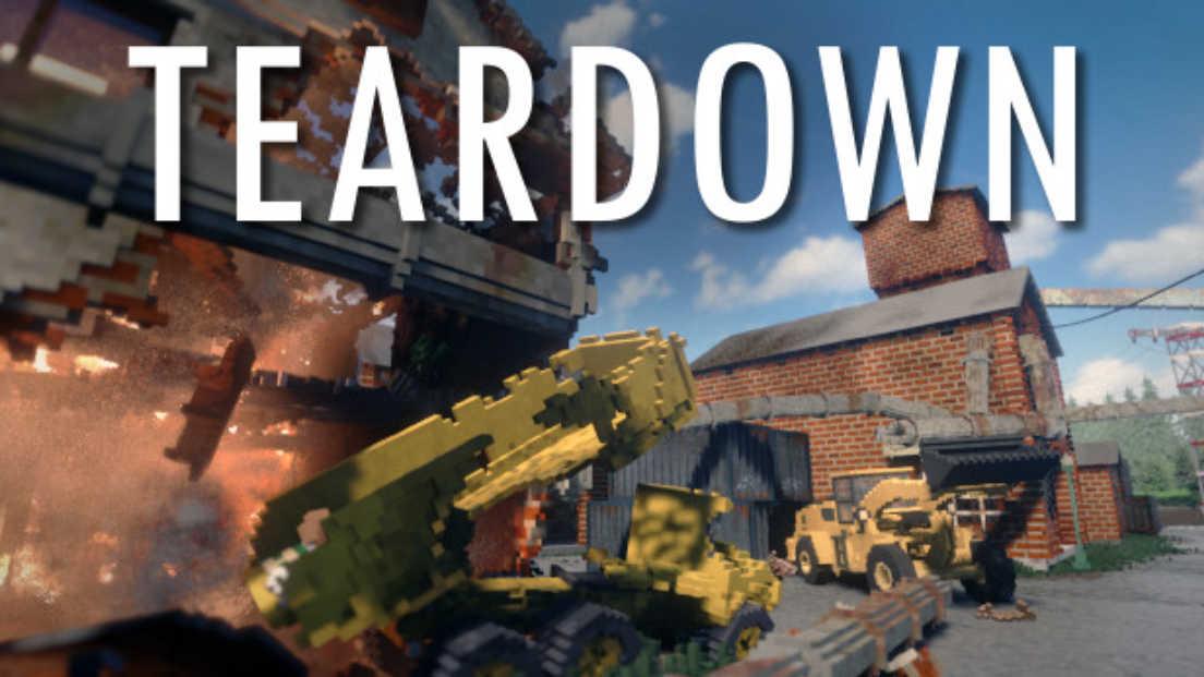 Постер Teardown