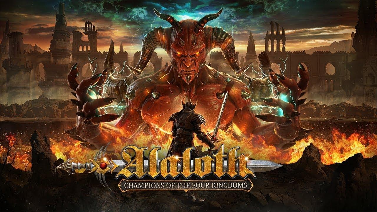 Постер Alaloth: Champions of The Four Kingdoms