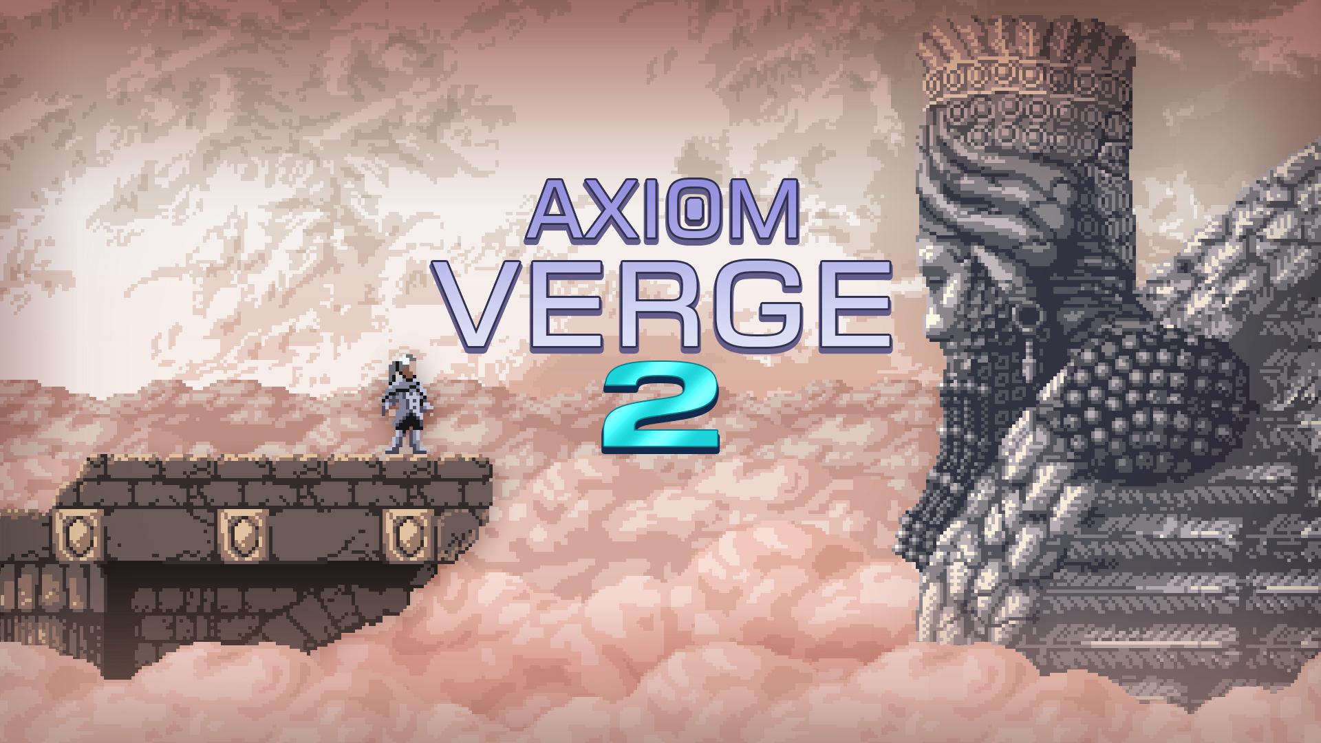 Постер Axiom Verge 2