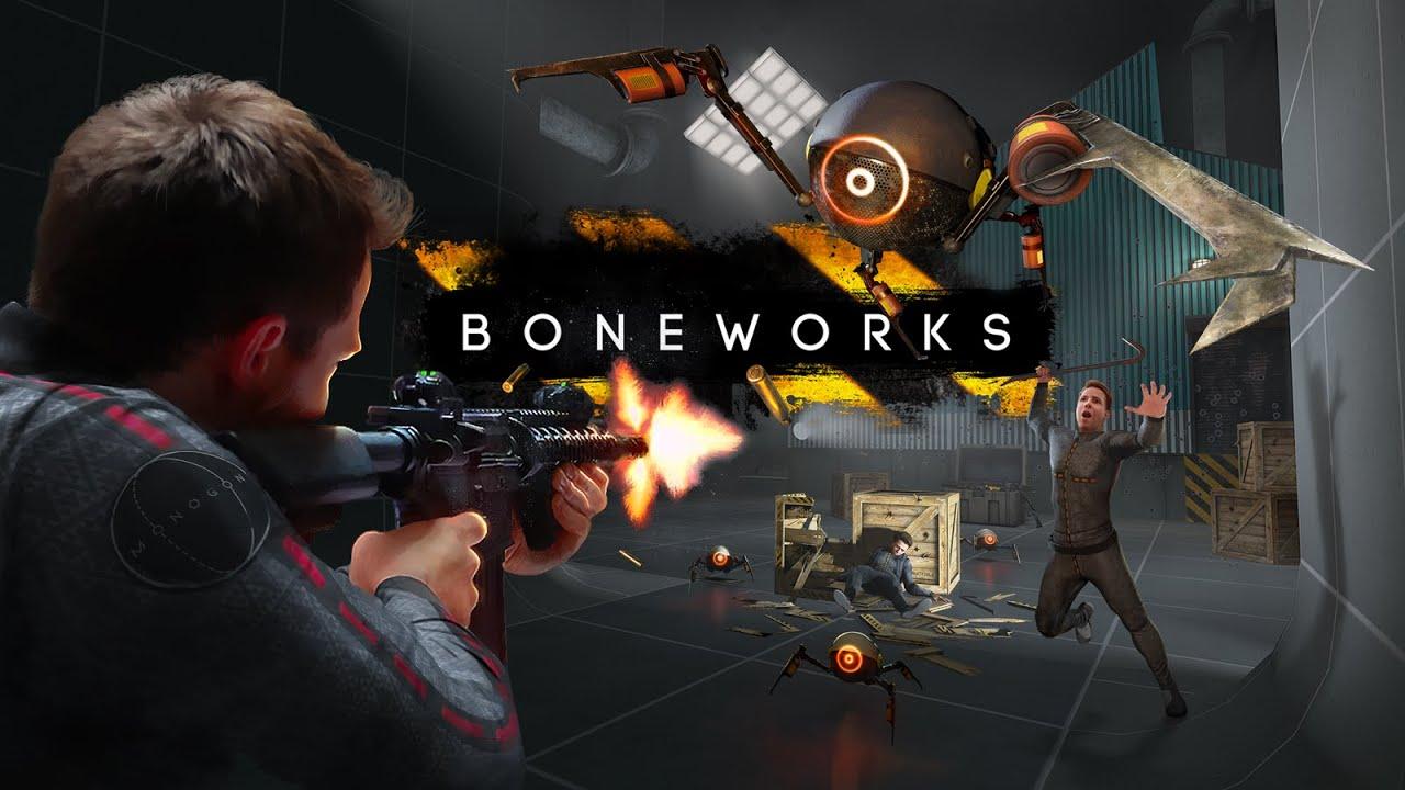 Постер Boneworks