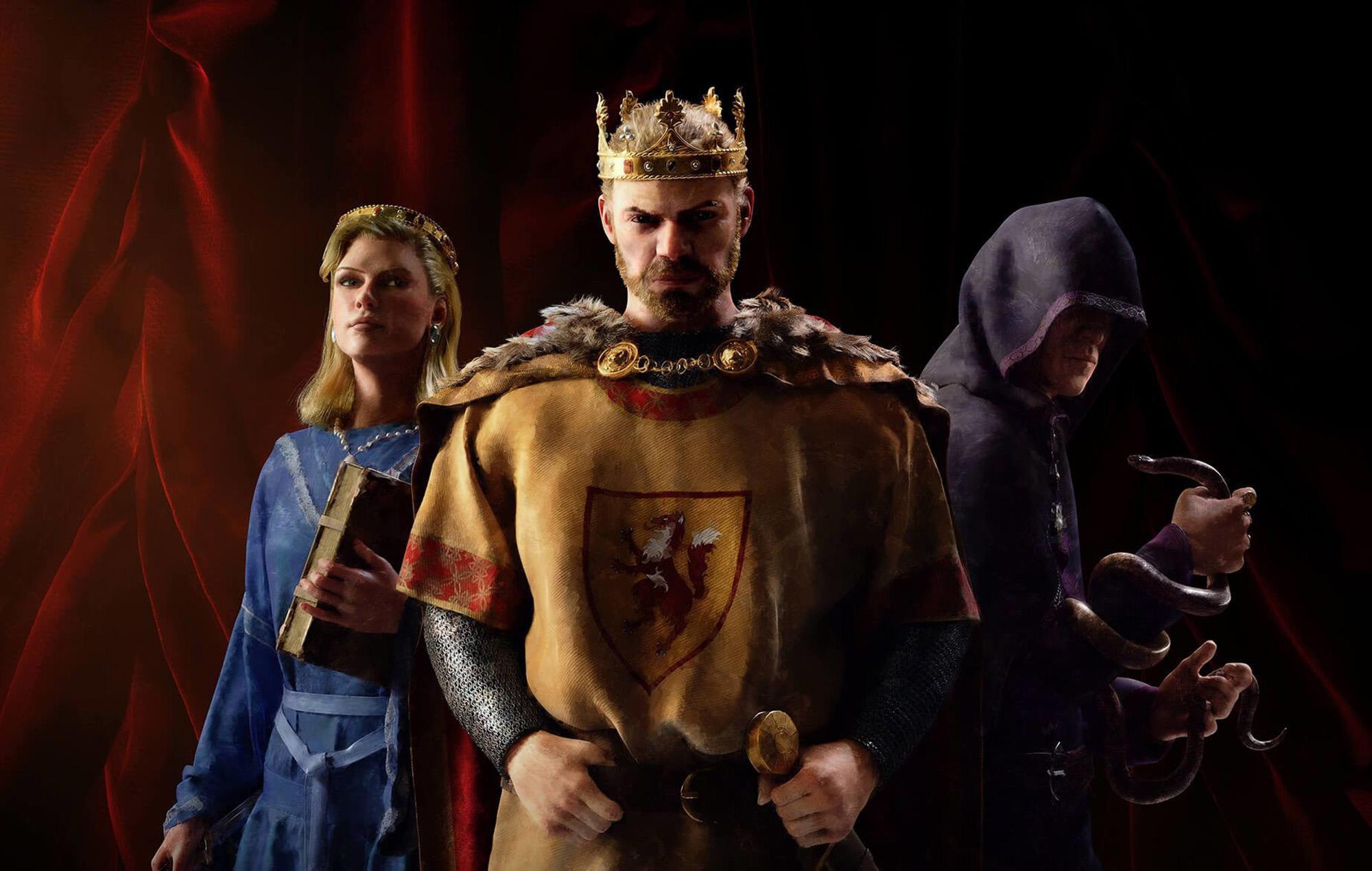 Постер Crusader Kings 3
