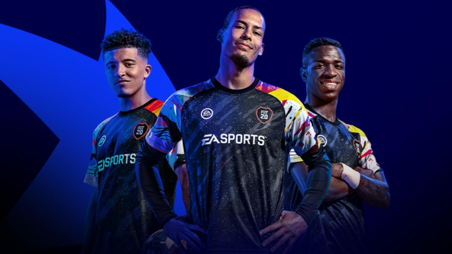 Постер FIFA 20