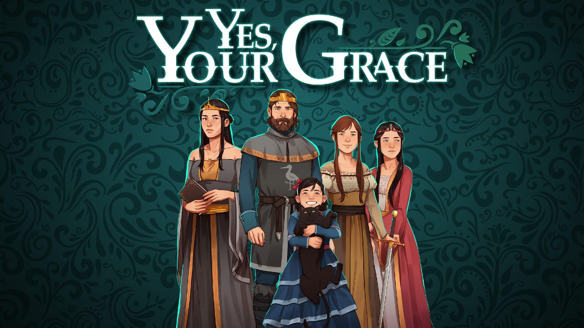 Постер Yes, Your Grace