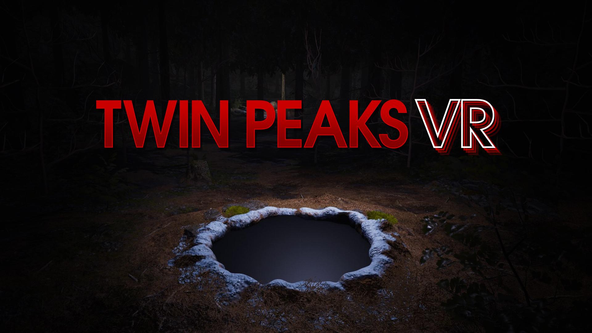 Постер Twin Peaks VR
