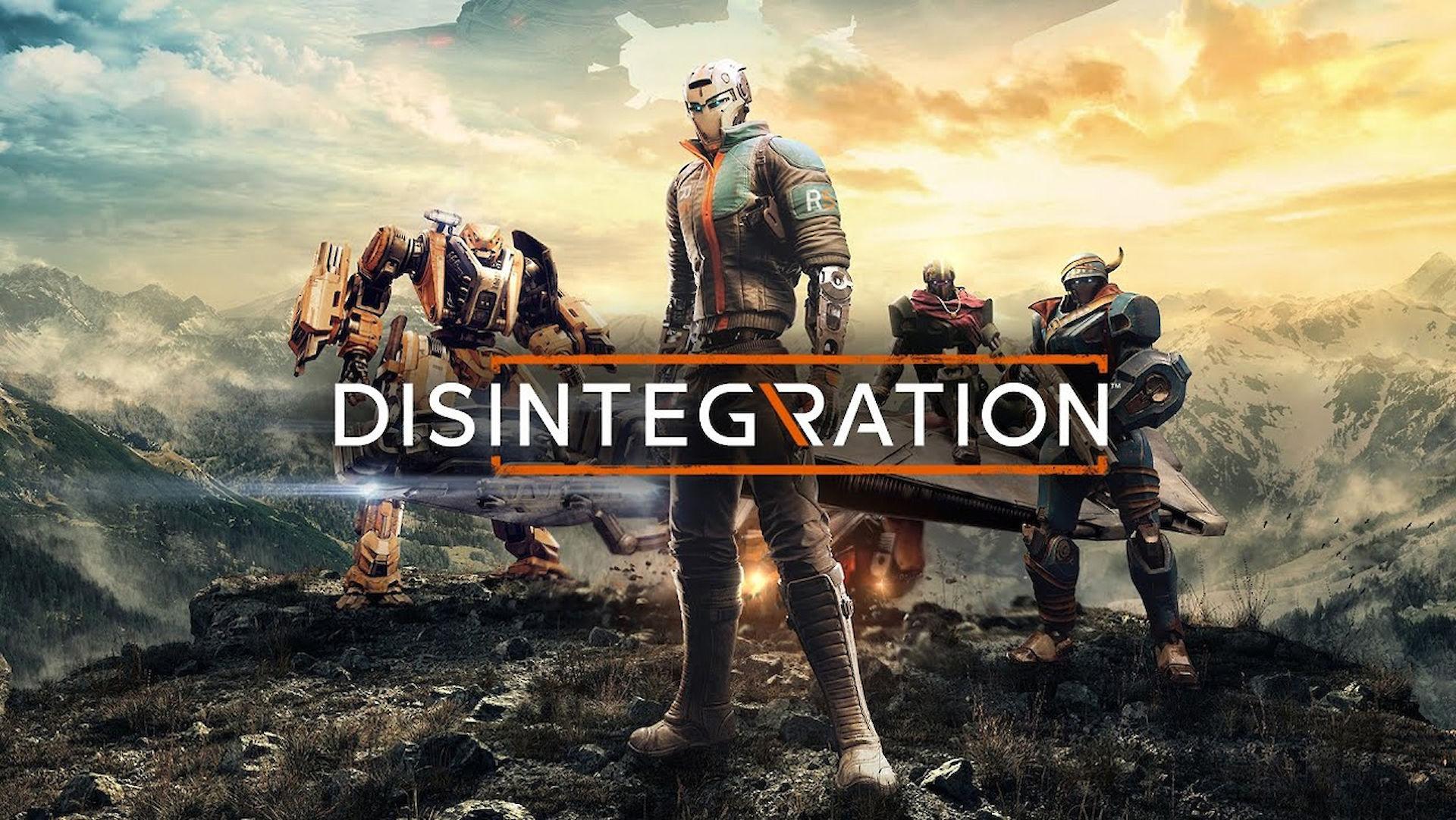 Постер Disintegration