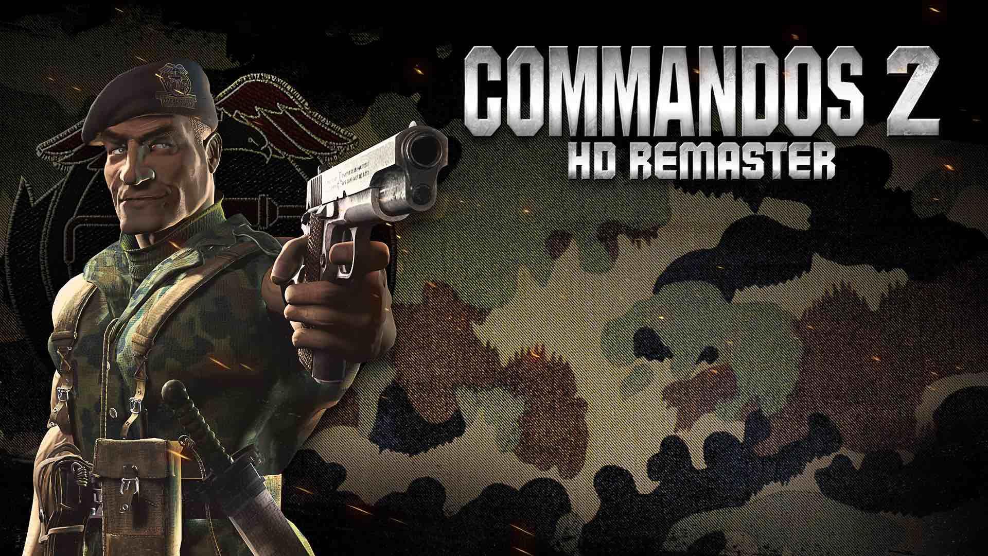 Постер Commandos 2 - HD Remaster
