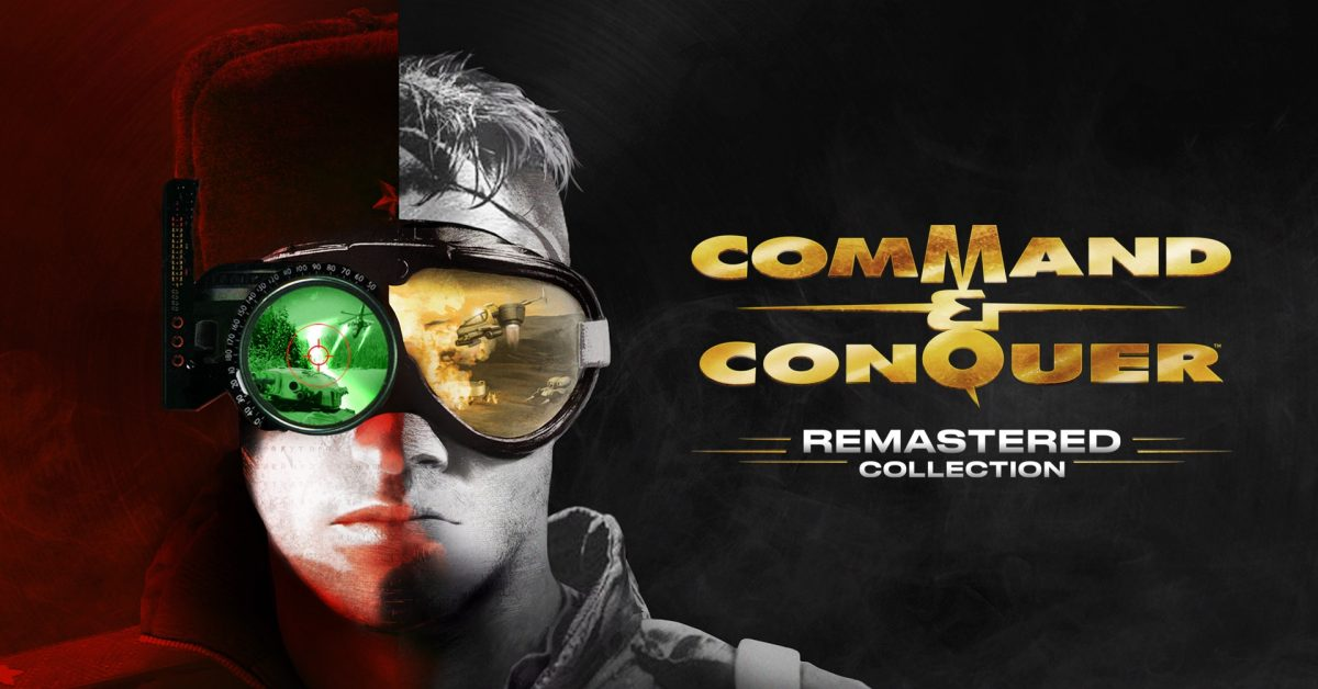 Постер Сommand & Conquer Remastered Collection