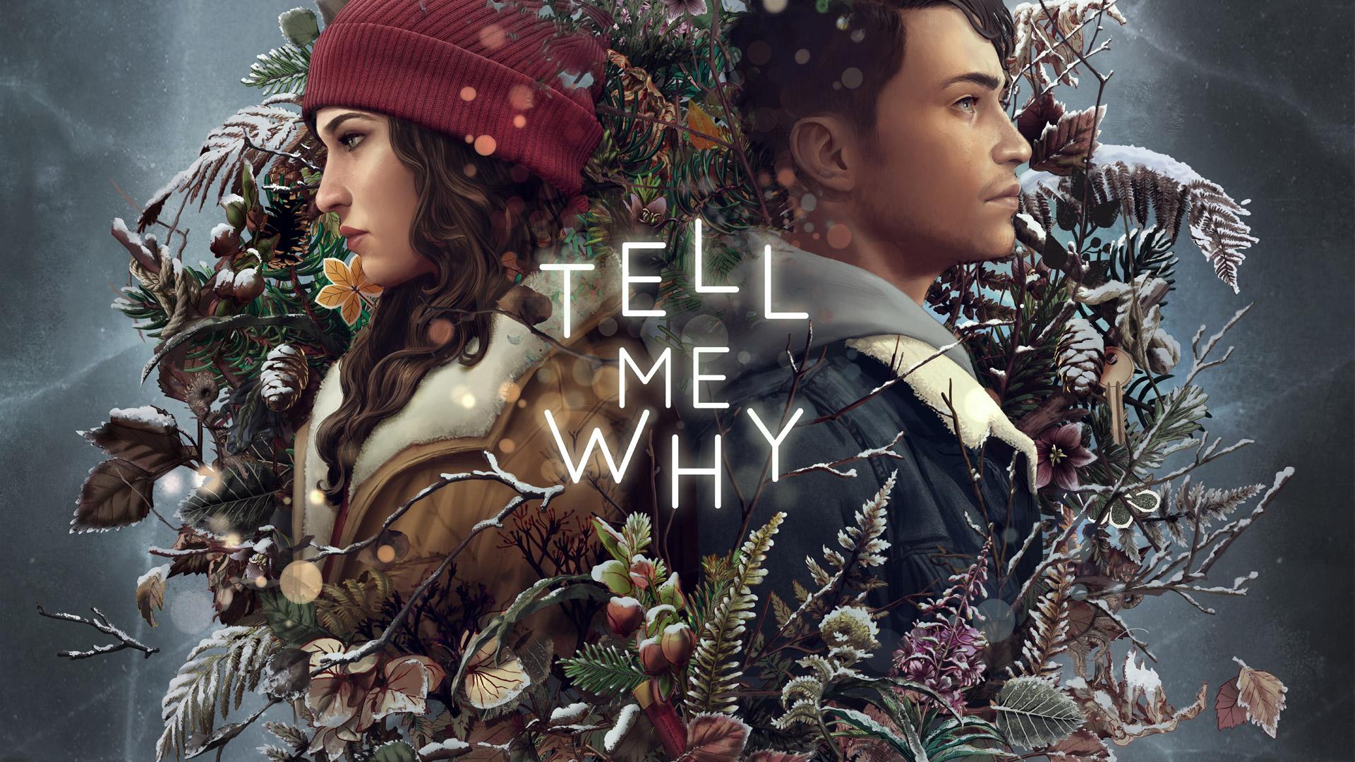Постер Tell Me Why
